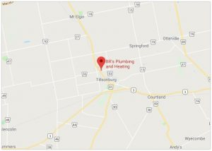 B.R.'s Plumbing and Heating Tillsonburg